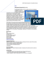 Filtek P60 Posterior Restorative Project Report