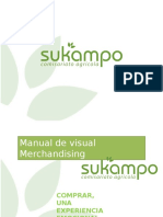 Manual Visual Merchandising Sukampo