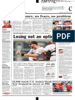 Enquirer soccer coverage 2