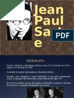 Es Existencialismo de Sartre