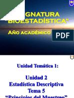 Clase 2 2016 Estadística Descriptiva