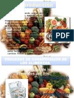 Conservacion de Alimentos Por Calor