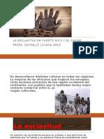 La Esclavitud en Puerto Rico y El Caribe
