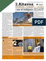 Altavoz Papa Francisco Lunes (1)