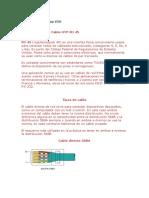 Configuracion de Cable UTP