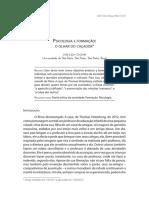 Psicologia e Formação