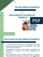 Reglamento Interno de Trabajo