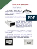 Diseño de Sistema de Calefaccion por Aire