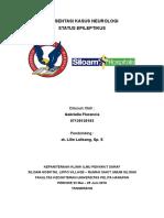 laporan kasus status epileptikus