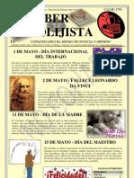 Elsaber Colijista Edicion No 6