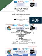 National Security Agency PRISM Original Slide