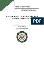 OneVoice Report -- 7.12