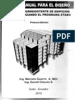 Manual Para El Diseño Primera Edición