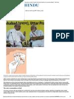 Vidya Subrahmaniam on Uttar Pradesh Assembly Elections_ an Ascent by Default - The Hindu