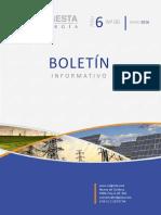 Boletin - Junio 2016
