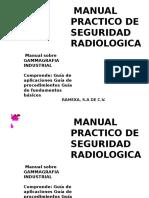 Manual Practico de Seguridad Radiologica