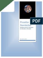 Jacinto, D. S., Posadas Navideñas, catequesis
