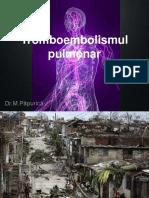 Marius Papurica Trombembolia Pulmonara