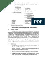 15859810 Concurso de Matematica 2009