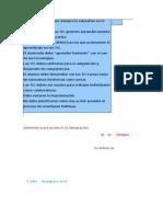 Integracion Curricular de Las Tic-112222