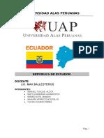 Ecuador republica