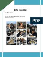Design Manual (Cansat)