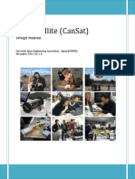 Design Manual (Cansat)