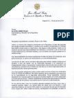 Carta Del Sr. Presidente Juan Manuel Santos Al Senador Alvaro Uribe Velez.pdf