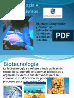 PPT BIOTECNOLOGIA
