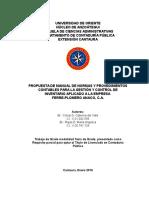 Tesis Contaduria Publica UDO