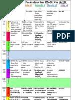 MYHS 2014-2015 Lesson Plan Week #1