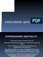 expresionismo abstracto.ppt