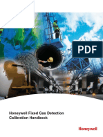 Honeywell Analytics Calibration Handbook 2016