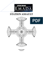 Star Wars Armada - Station Assault - Printer Friendly
