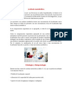 Acidosis Metabólica Pediatria de Nelson