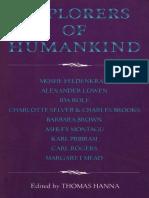 Thomas Hanna - Explorers of Humankind 1979 OC