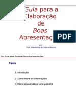 UmGuiaParaElaboracaoDeBoasApresentacoes
