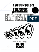 Jamey Abersold Jazz Eartraining