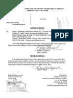 Schmack Affidavit