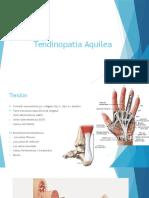 Tendinopatia Aquilea