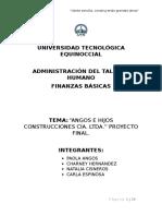 Finanzas Final