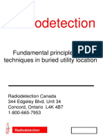 06 Peter Dennis Radiodetection Line Tracing