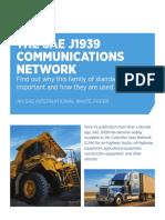 SAE AUTOMOTIVE COMMUNICATIONS NETWORK
