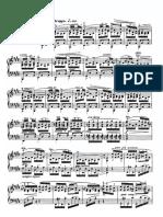 Etudes Op.10 - Etude No 3