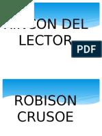 Rincon Del Lector