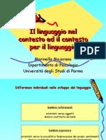 Milano.ritardo Di.linguaggio
