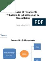 2013 12 04 Charla Enajenación Inmuebles