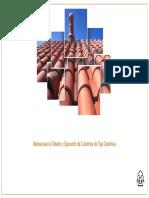 Manual Diseño y Ejecucuón de Cubiertas de Teja Cerámica