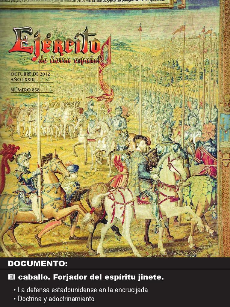 Militar Revista De 2012Teoría Ejército Tierra Octubre rdtsQCh