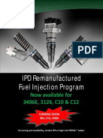 IPD Injector Flyer